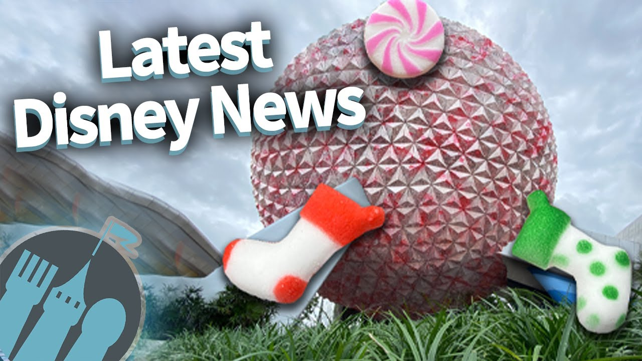 Latest Disney News: Hotel Reopenings, EPCOT Fest Updates, 2021 Disney World Deals & MORE Parks News!
