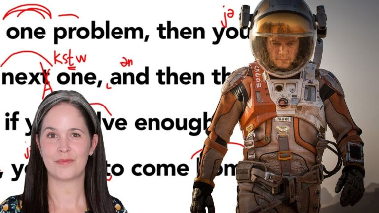Learn English with Movies – The Martian