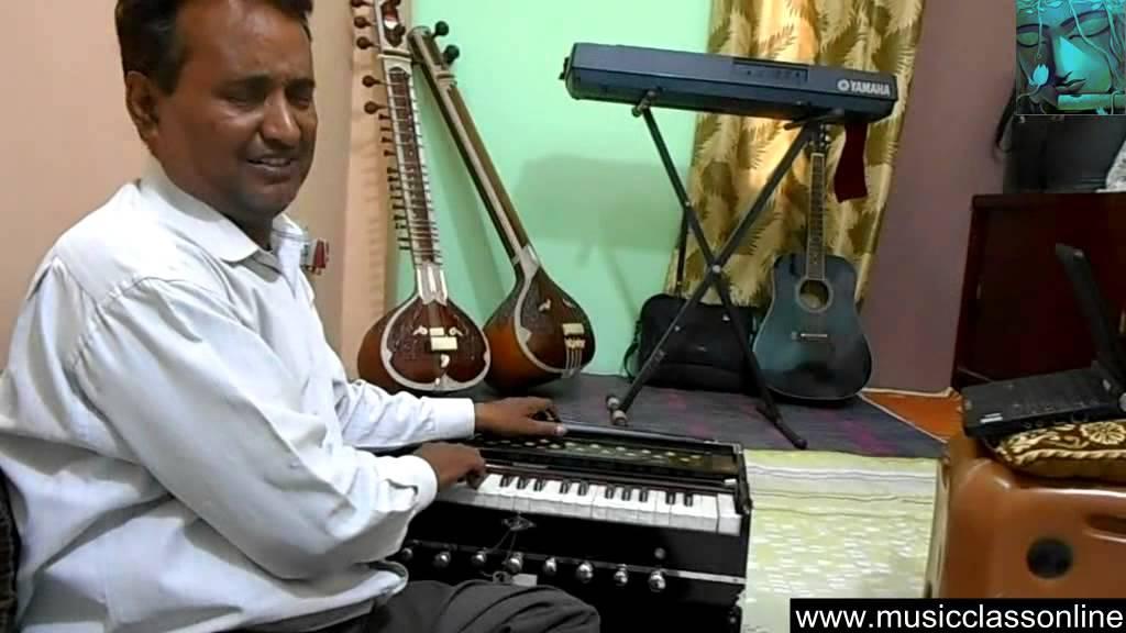 Learn Singing Hindi classical Hindustani vocal lessons online Skype videos Guru Teachers