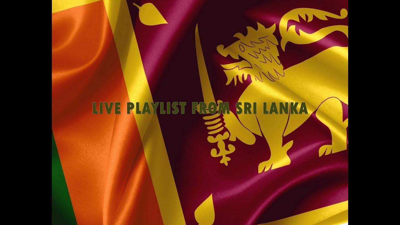 Live English Music - Streaming from Sri Lanka