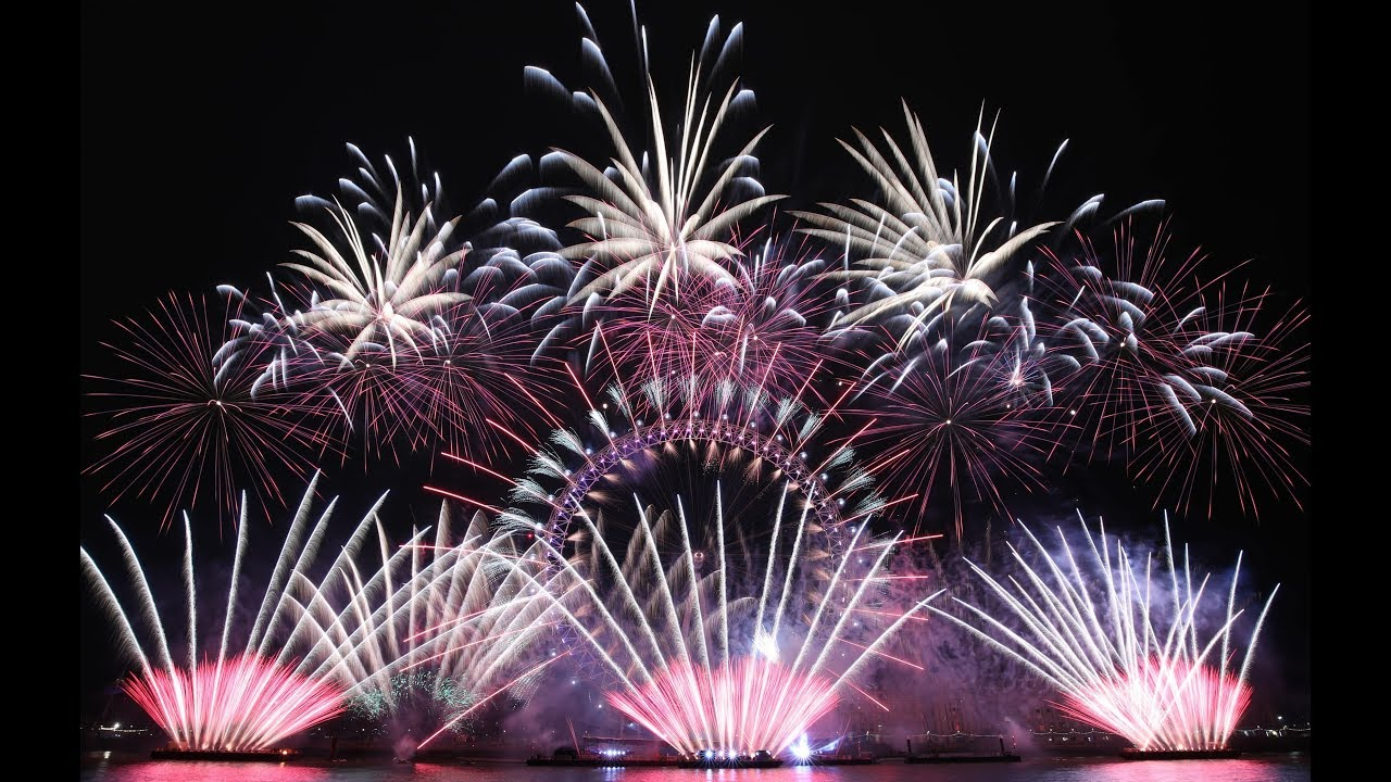Live: Happy New Year! London welcomes 2020 with firework display | ITV News