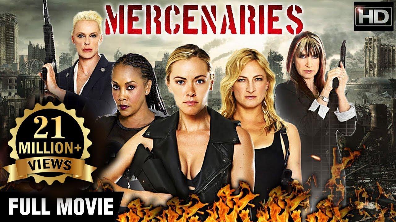 Mercenaries: Lady Expendables Full Movie | Zoë Bell | Kristanna Loken | Best Hollywood Action Movie