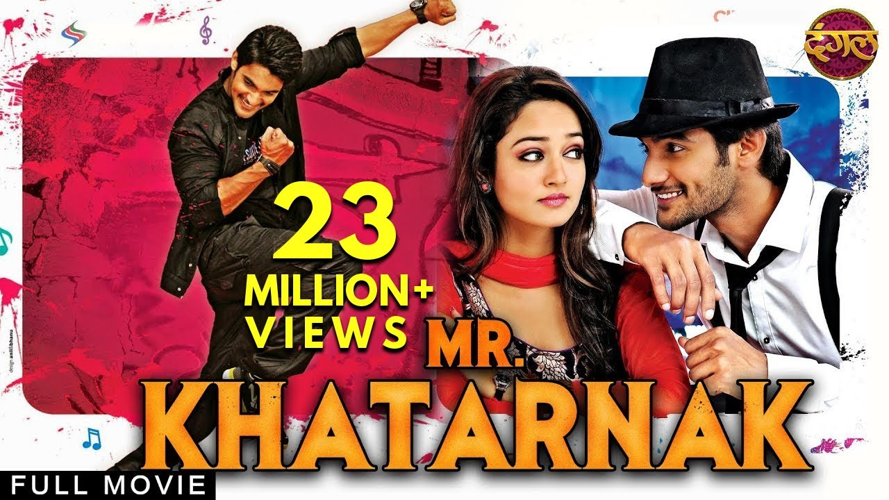Mr khatarnak (2019) New Released Hindi Dubbed Full Movie | Aadhi, Shanvi Dubbed Blockbuster Movie