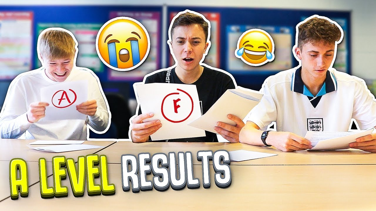 OPENING MY A LEVEL EXAM RESULTS 2019 *LIVE REACTION* WITH FRIENDS
