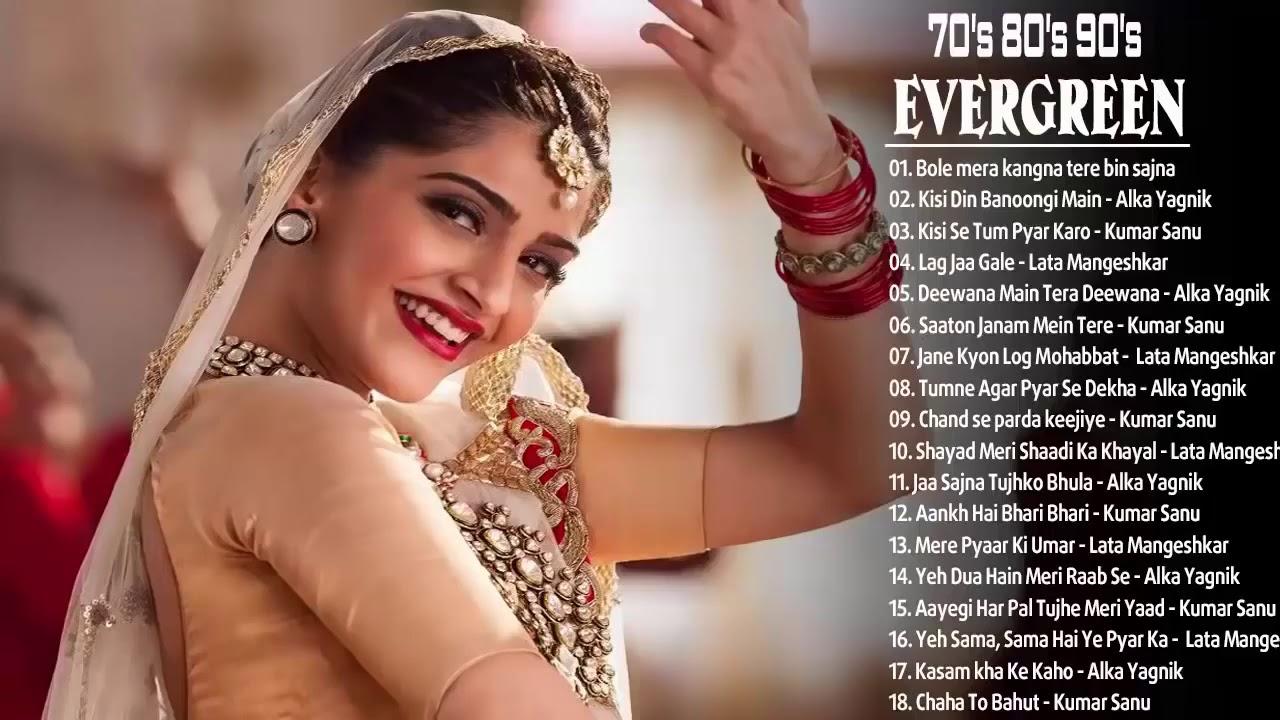 Old Hindi songs Unforgettable Golden Hits / Ever Romantic Songs | Kumar Sanu, Alka Yagnik, Udit N