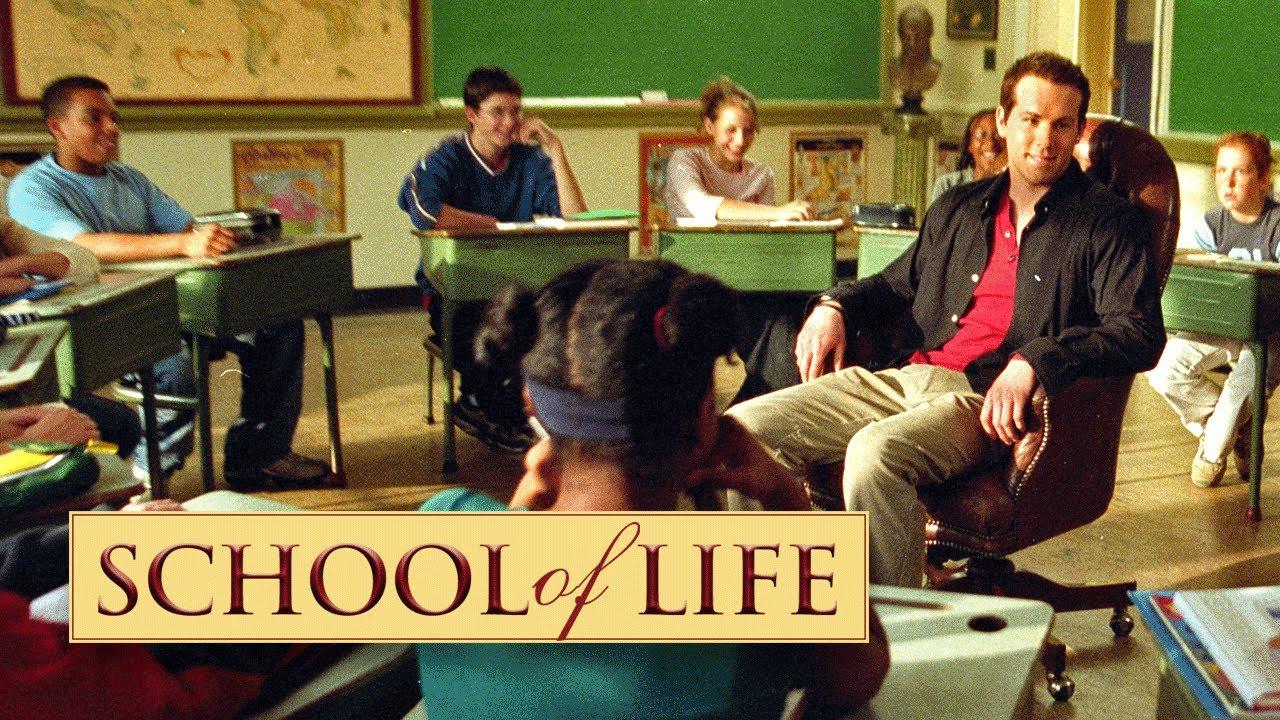 School of Life (Free Full Movie) Comedy Drama Ryan Reynolds