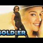 Soldier (1998) - Bobby Deol - Preity Zinta   Blockbuster Hindi Action Movie