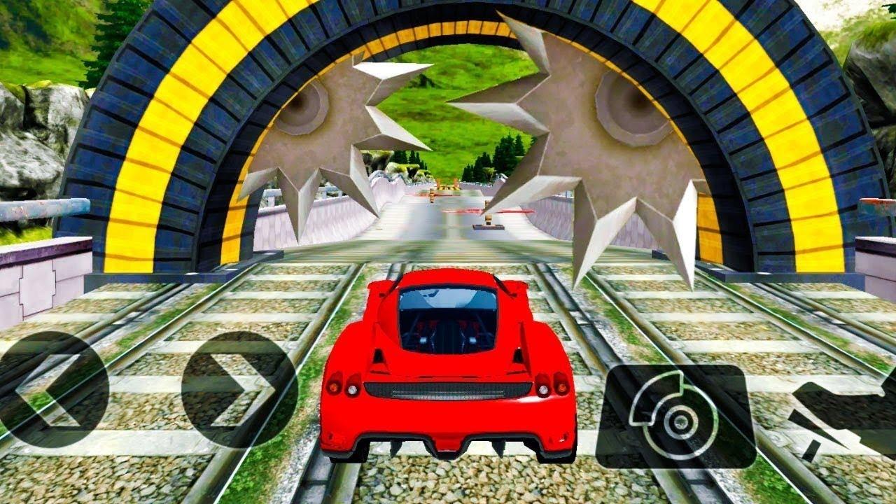 ✅Speed Bump Crash Challenge, Racing Car Crush, 3D Android Gameplay
