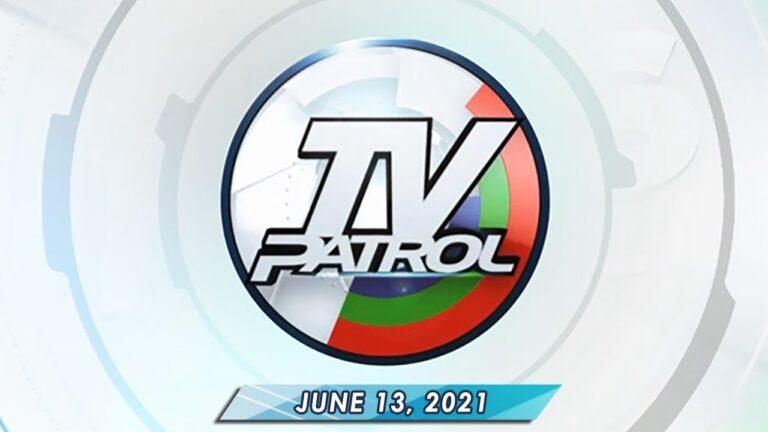 TV Patrol Weekend live streaming June 13, 2021   Full Episode Replay