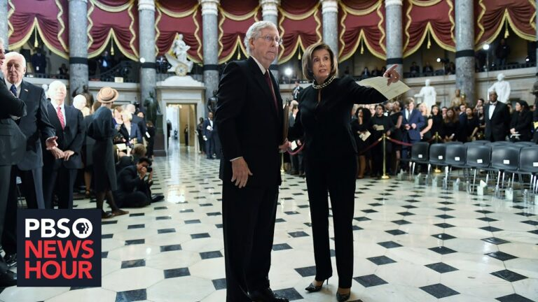 The latest timetable for Trump's impeachment trial in the Senate
