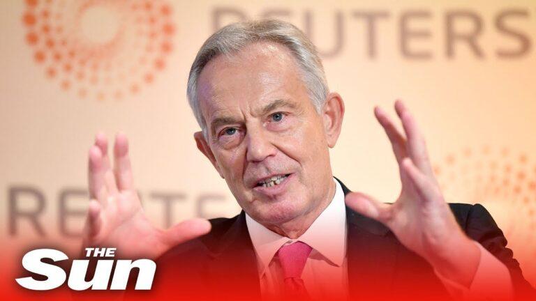 Tony Blair compares Brexit to populism