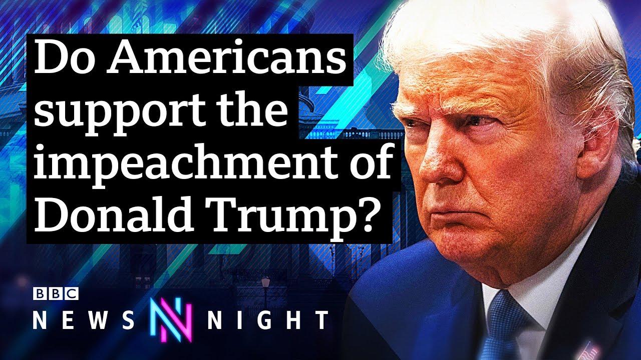Trump impeachment inquiry: Democrats prepare to vote - BBC Newsnight