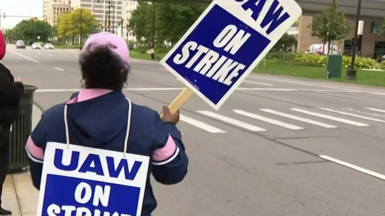 UAW-GM strike: Union rejects latest proposal from General Motors