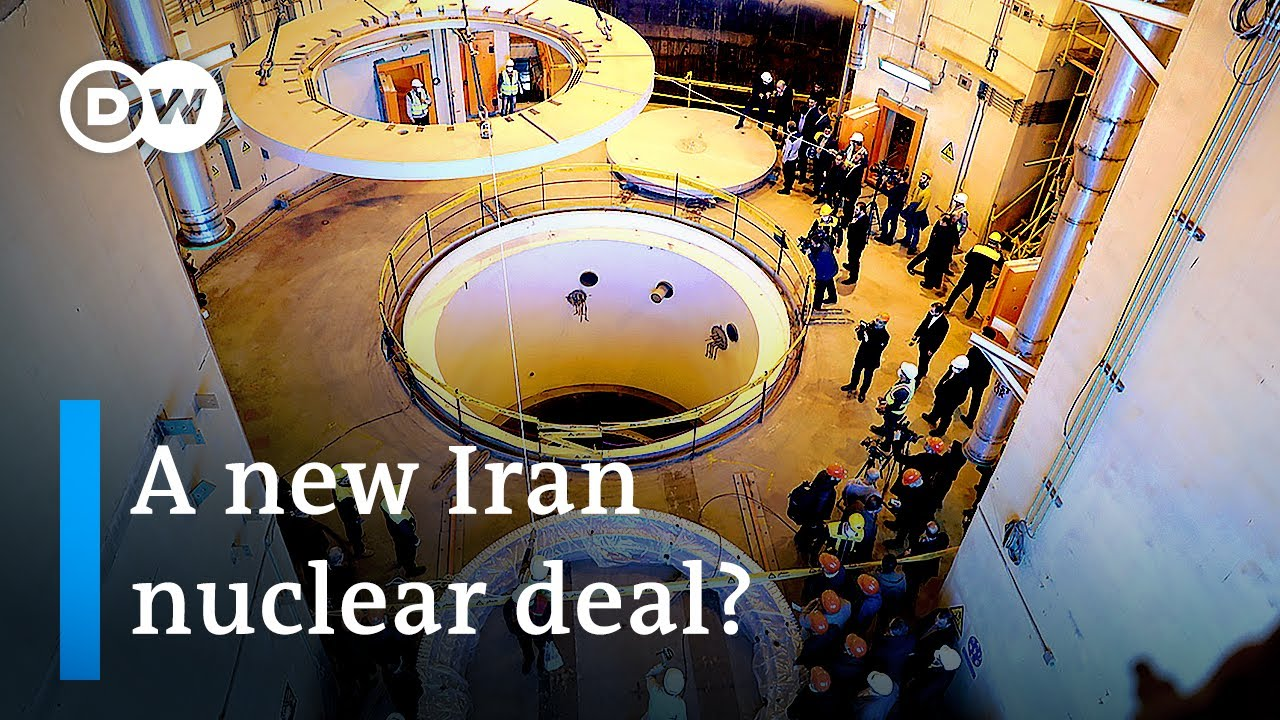 US raises hopes of a breakthrough in Iran nuclear negotiations   DW News