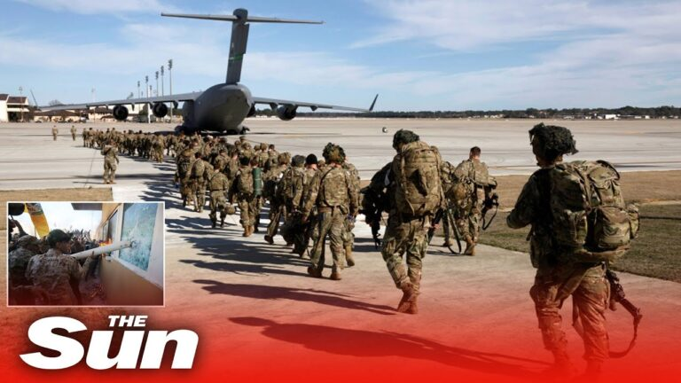 US troops head to Middle East as Donald Trump says Iran will 'pay price' for Baghdad embassy riots