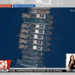 US warns China over moves on Philippines | 24 Oras
