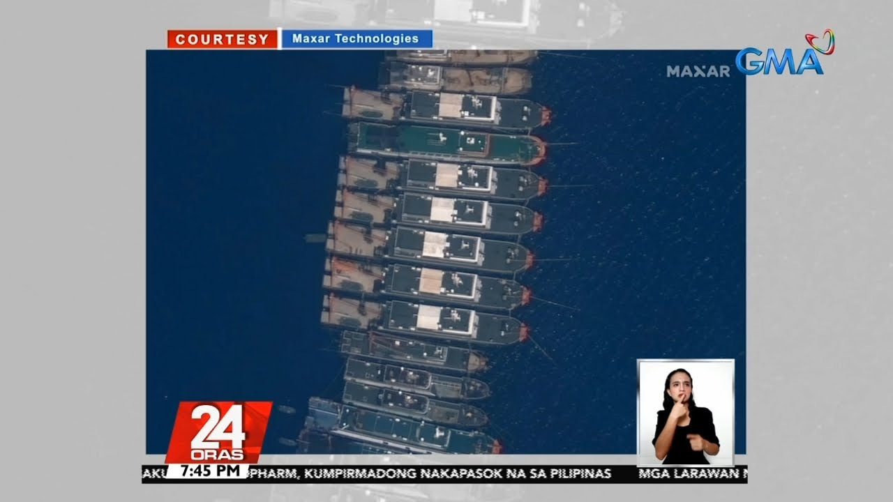 US warns China over moves on Philippines   24 Oras
