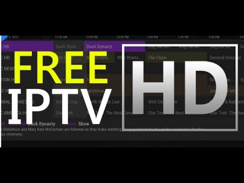 Watch over 9000 Free IPTV channels + VOD Work on KODI ANDROID and SMART TV * UP DATE 01/03/2019