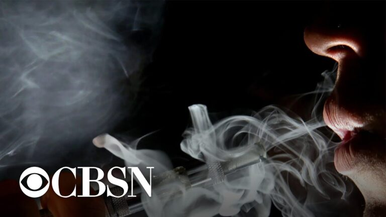 What's behind the rising death toll from vaping?