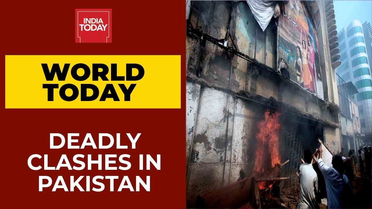 World Today: Pakistan Burning; US To Withdraw Troops From Afghanistan; Iran Nuke Trouble; More