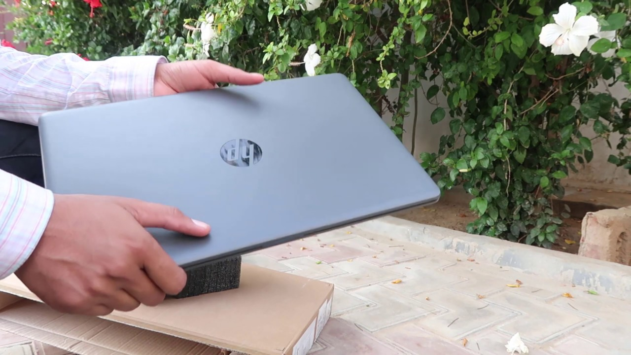 hp 250 g7 laptop in best price best laptop i3 4gb ram 1tb hard disk unboxing with best price detail