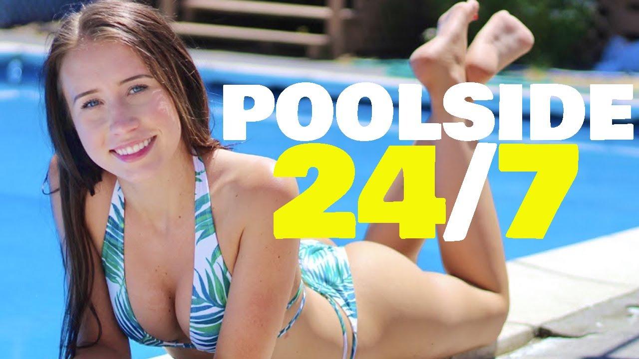 Bikini Try On Haul | Poolside 24/7 *40+ NEW BIKINIS*