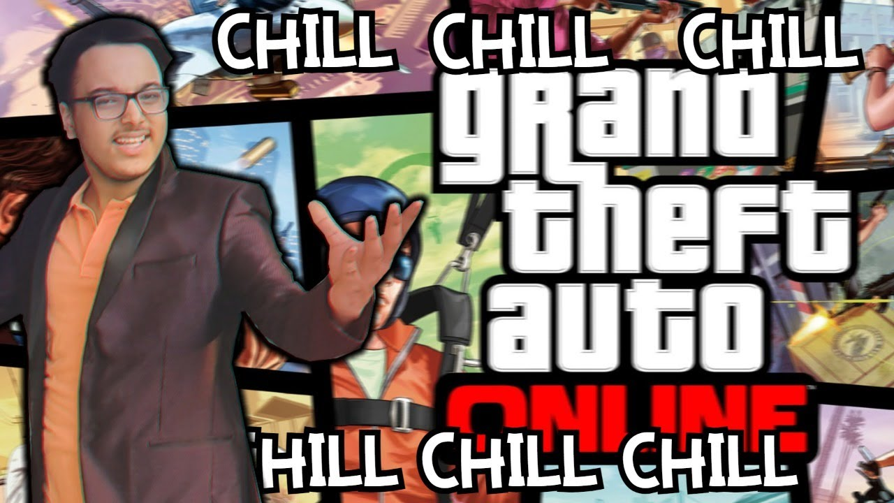 🔴GTA 5 IS FOR CHILL......*new video out link in description*