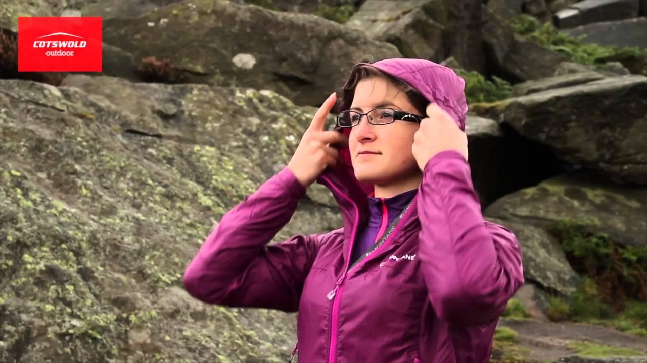 Montane Womens Lite-Speed Jacket