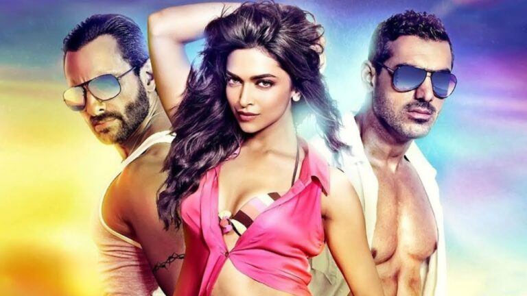 Saif Ali Khan & John Abraham Latest action Hindi Full Movie   Anil Kapoor, Deepika Padukone