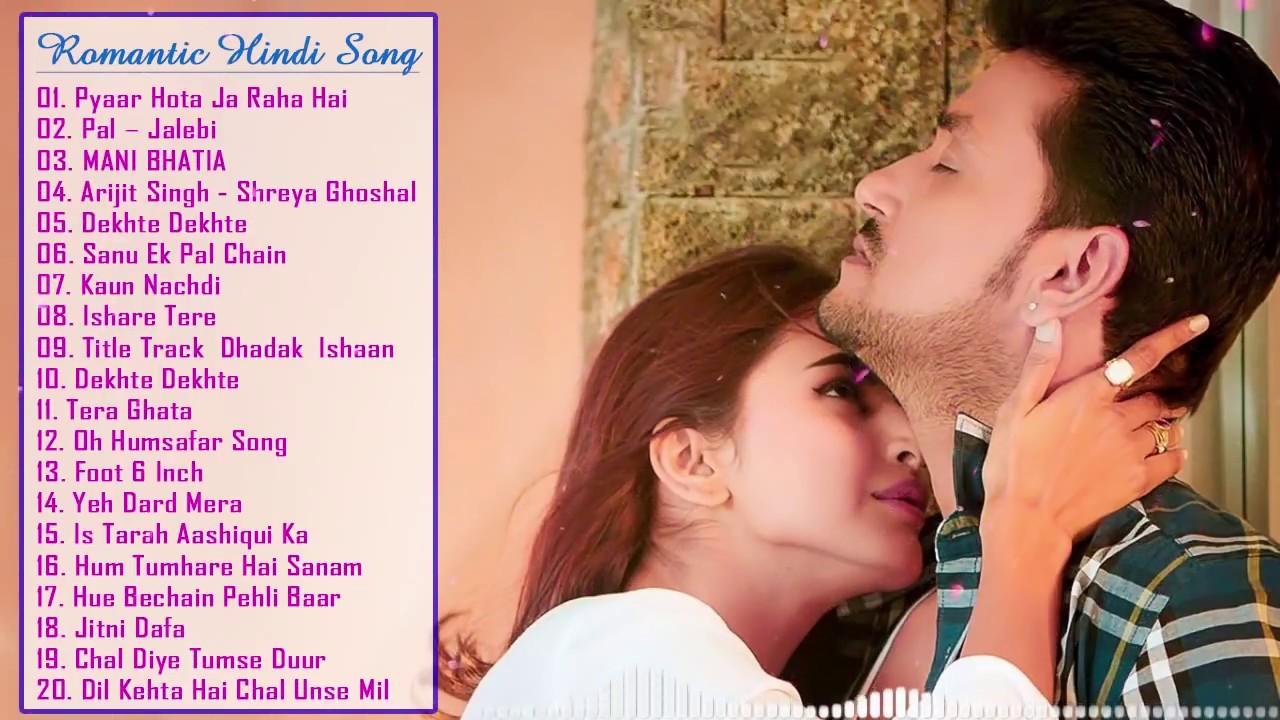 TOP 20 ROMANTIC HINDI SONGS NOVEMBER 2018 ❤  Latest Hindi Songs 2018 ❤ Trending Indian Music